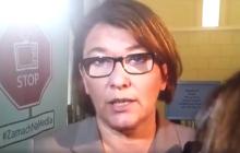 Beata Mazurek komentuje zachowanie działaczy MW w Radomiu. Zaskakująca wypowiedź rzecznik PiS [WIDEO]
