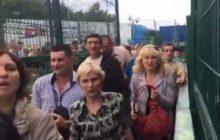 Co za sceny! Ukraińcy szturmują polskie przejście graniczne po zniesieniu wiz [WIDEO]