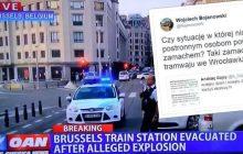 Korespondent TVN sugeruje, by ataku, w którym nie ma ofiar nie nazywać zamachem. Jako przykład podaje sytuację z naszego kraju