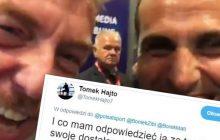 Tomasz Hajto odniósł się do żartów Zbigniewa Bońka. Prezes PZPN szydził z byłego piłkarza razem z jego starym