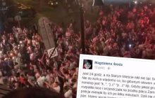 Wpis czołowej polskiej feministki hitem internetu. Była oburzona fetą kibiców Legii po zdobyciu mistrzostwa.