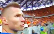 Oburzająca sytuacja podczas meczu w Białymstoku. Trener zdjął zawodnika, a ten... zaczął na niego krzyczeć.