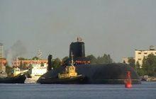 Rosyjski okręt atomowy płynie w stronę Bałtyku. Pokaz siły ze strony Putina?