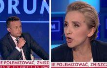 Ostra wymiana zdań w TVP Info ws. ks. Sowy! Klarenbach jednym pytaniem