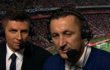 Teksty Tomasza Hajty z meczu Polska-Rumunia hitem internetu! Były piłkarz sypał zabawnymi wypowiedziami.