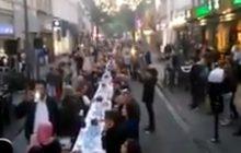 Tak wyglądają ulice Kolonii w czasie Ramadanu.