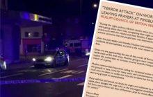 Muzułmanie wstrząśnięci po ataku w Londynie. Domagają się od władz miasta zwiększenia ochrony meczetów.