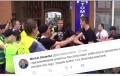 """Poseł PO komentuje zamieszki w Radomiu i uderza w rzeczniczkę PiS. """"Usprawiedliwienie przemocy fizycznej to moralne dno"""""""