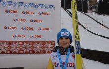 Rośnie następca mistrzów? 9-letni polski skoczek wygrywa wszystkie zawody Turnieju Czterech Skoczni dla dzieci!