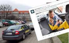 Uber zakpił z protestu taksówkarzy. Zorganizował atrakcyjną promocję dla klientów