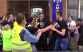 Zamieszki w Radomiu. Bójka narodowców z KOD-em! [WIDEO]