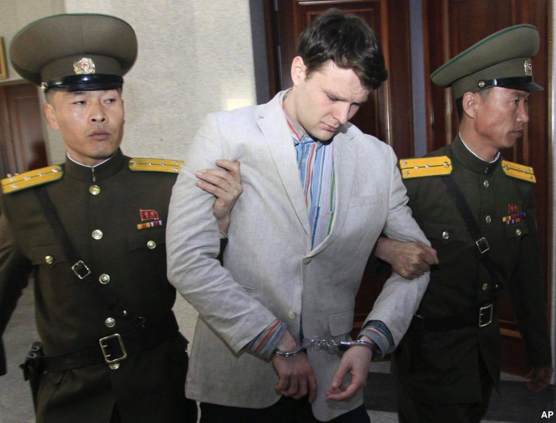 Nie żyje 22-letni amerykański student więziony w Korei Północnej. Kilka dni temu wrócił do USA w stanie śpiączki