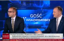 Narkotesty i alkomaty dla polityków? Tego chce poseł Kukiz'15 po rozmowie ze Szczerbą w TVP