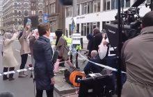 """Dziennikarka rozstawia """"spontaniczny protest muzułmanów"""" - CNN ustawiło demonstrację? Oceńcie sami [WIDEO]"""