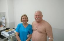Lech Wałęsa trafił do szpitala z poważnymi problemami. Frasyniuk opublikował oświadczenie [FOTO]
