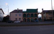 Bijatyka w warszawskim meczecie?