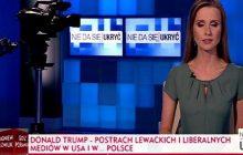 Poseł Nowoczesnej wzbudził kontrowersje. Skomentował zapowiedź materiału TVP nt. przylotu Trumpa.