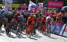 Tour de Pologne: Wielkie otwarcie dla Sagana, tłumy kibiców z całego świata na Błoniach [FOTO]