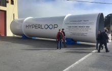 To będzie przełom? Testowy odcinek Hyperloop powstanie w Polsce!
