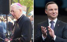 Episkopat zabiera głos w sprawie decyzji prezydenta Dudy