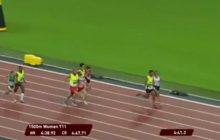 Niewidoma Polka mistrzynią świata w biegu na 1500 metrów! Wspaniały finisz z czwartego miejsca [WIDEO]