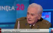 Na antenie TVP info powiedział że to nie naziści, a Niemcy mordowali Polaków. Teraz opowiada o konsekwencjach tych słów: