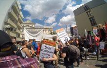 Pyta.pl nagrała protest przeciwko Trumpowi podczas jego przemówienia. Tych nagrań nie zobaczysz w telewizji! [WIDEO]