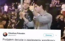 Jest decyzja szefa młodych dziennikarzy TVP! Na proteście opozycji pokazywali obraźliwe gesty