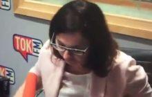 Zabawna sytuacja w radiowym studio. Posłanka Nowoczesnej uwierzyła, że może zostać