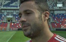 Jest największą gwiazdą i najskuteczniejszym piłkarzem początku sezonu LOTTO Ekstraklasy. Do Polski sprowadził go... raper