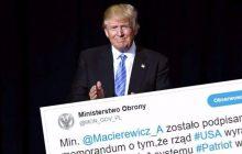 Pierwszy wymierny efekt wizyty Donalda Trumpa już poznaliśmy. Polska podpisała umowę na zakup amerykańskich zestawów rakietowych!