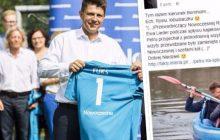 Paweł Kukiz żartuje z Ryszarda Petru i publikuje jego zdjęcie ze... spływu kajakowego. Lider Nowoczesnej wiosłuje wraz z partyjną koleżanką