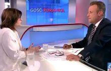 Posłanka Platformy Obywatelskiej zaskoczyła widzów TVP Info. Zdradziła, dlaczego Polacy powinni popierać jej partię [WIDEO]