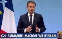 Konsternacja we Francji po słowach Macrona. Prezydent zdradził, co jego zdaniem generuje terroryzm.