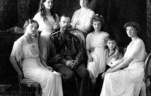 Kres Mikołaja II i jego rodziny. 99. rocznica masakry Romanowów