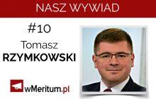 NASZ WYWIAD #10. Tomasz Rzymkowski (Kukiz'15) o upamiętnieniu ofiar ludobójstwa na Wołyniu, aferze Amber Gold i przyszłości Kukiz'15.