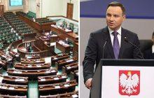 Co dalej z wetem prezydenta? Sejm może je odrzucić. Już padły deklaracje