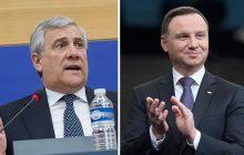 Szef PE poucza prezydenta Dudę. Chodzi o reformy w Polsce