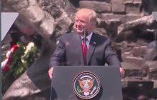 Ksiądz studzi emocje po wystąpieniu Trumpa i analizuje wypowiedzi prezydenta USA nt. wiary.