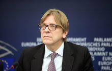 Były dziennikarz TVN skomentował słowa Verhofstadta na temat MN. Nie zabrakło wyzwisk