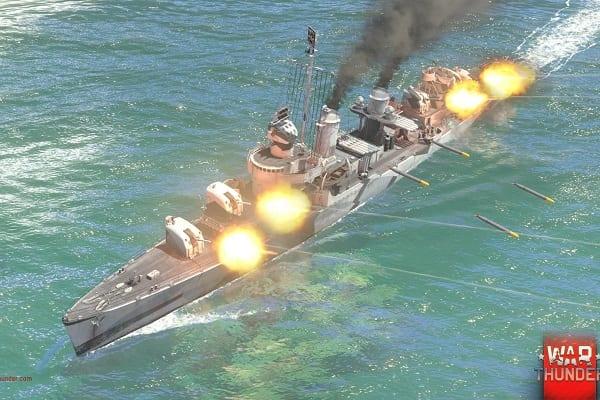 """War Thunder – """"Operacja L.A.T.O."""" oraz pięć niszczycieli już w ten weekend"""