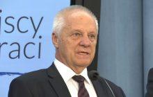 """Stefan Niesiołowski zapowiada swój udział w kontrmanifestacji. Chce protestować """"przeciwko tej awanturze, którą PiS robi 10"""""""