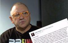 Jerzy Owsiak wzywa do pokojowej manifestacji 10 lipca. Powołuje się na przykład mieszkańców wielokulturowego Paryża