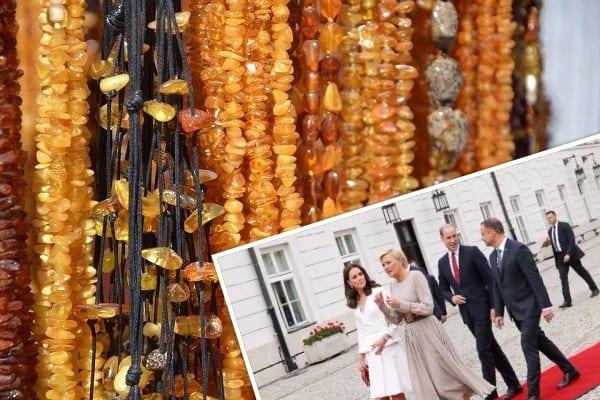 Gustownie i symbolicznie. Wiadomo, co William i Kate dostaną od prezydenta Gdańska!