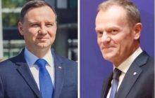 Tusk domagał się spotkania z prezydentem Polski ws. reform. Zdecydowana odpowiedź Andrzeja Dudy