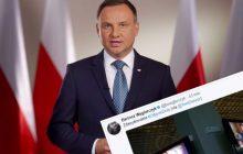 Te zdjęcia są dziś hitem. Gdzie transmitowano orędzie prezydenta Dudy a gdzie premier Szydło?