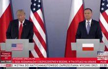 """Niemcy komentują wizytę Trumpa. Piszą o """"zagrożeniu dla solidarności europejskiej"""" i przestrzegają przed USA: """"Alianci zawiedli już Polskę w II wojnie światowej"""""""