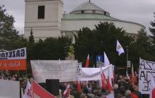 Zwolennicy rządu chcą zamanifestować swoje poparcie dla reform PiS. W Warszawie odbędzie się wielka manifestacja