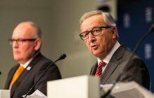 Juncker wpadł w szał. Nie podoba mu się już nawet Parlament Europejski.