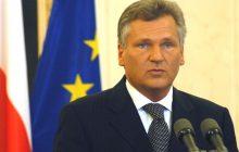 Reformę SN skomentował Kwaśniewski. Nie zabrakło wątku... pijaństwa